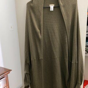 Mossimo Supply Co. Sweaters - Olive green Cardigan